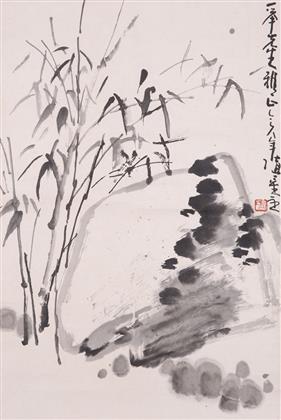 张浩作品 写意花鸟 (9)