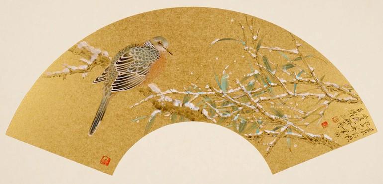 中国书画 国画 工笔画 > 工笔花鸟
