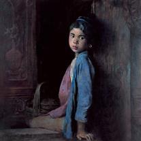 张红年油画作品