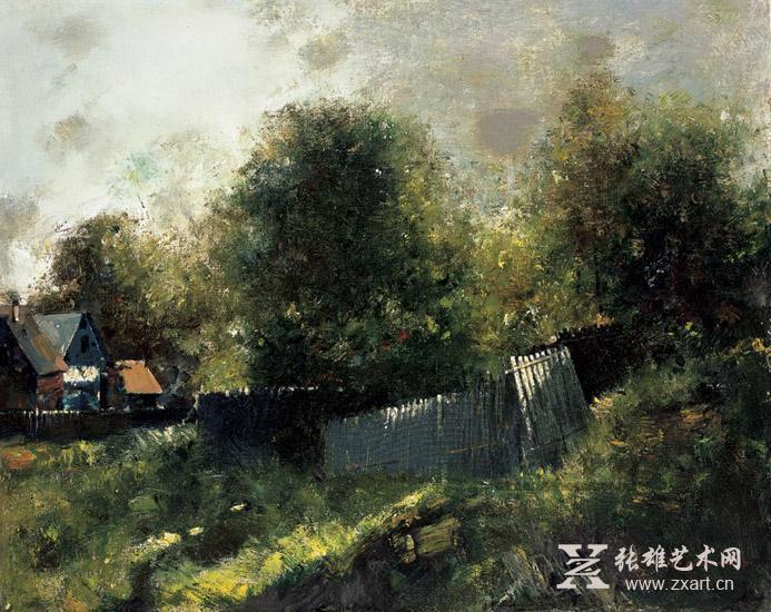 雕塑石雕 西画 油画风景 > 郭润文油画作品   商品详细商品评价商品